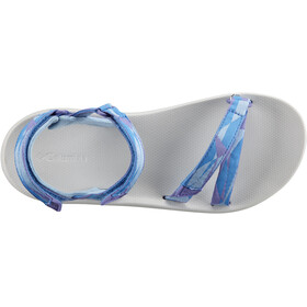 Columbia Big Water Sandals Women Blue Sky/White